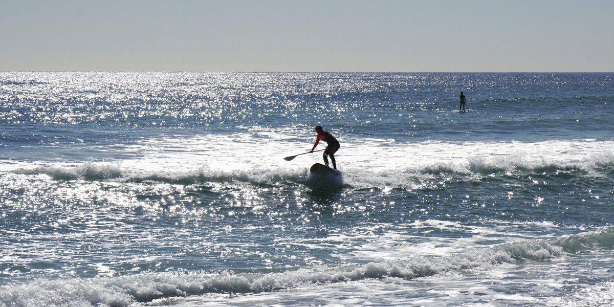 Paddle Surf, uno de los deportes acuáticos con el que dirás adiós a las olas gigantes