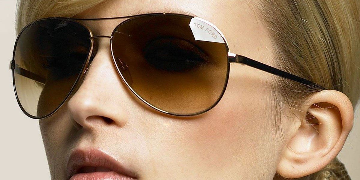 b3cfe6127e La colección de gafas aviador de Tom Ford - Revista Tendencias
