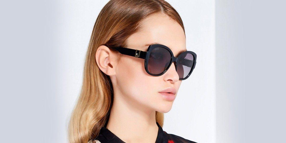 Nuevas gafas de moda femenina de Liu Jo