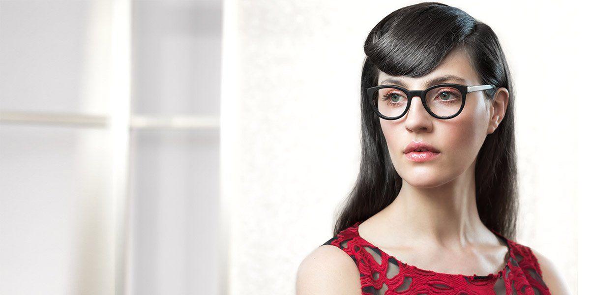 Brendel, gafas de moda para mujer llenas de color